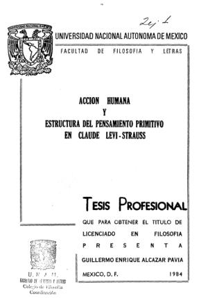 Repositorio Institucional De La Unam