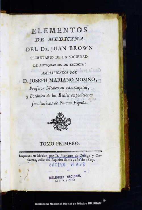 Imagen de Elementos de medicina