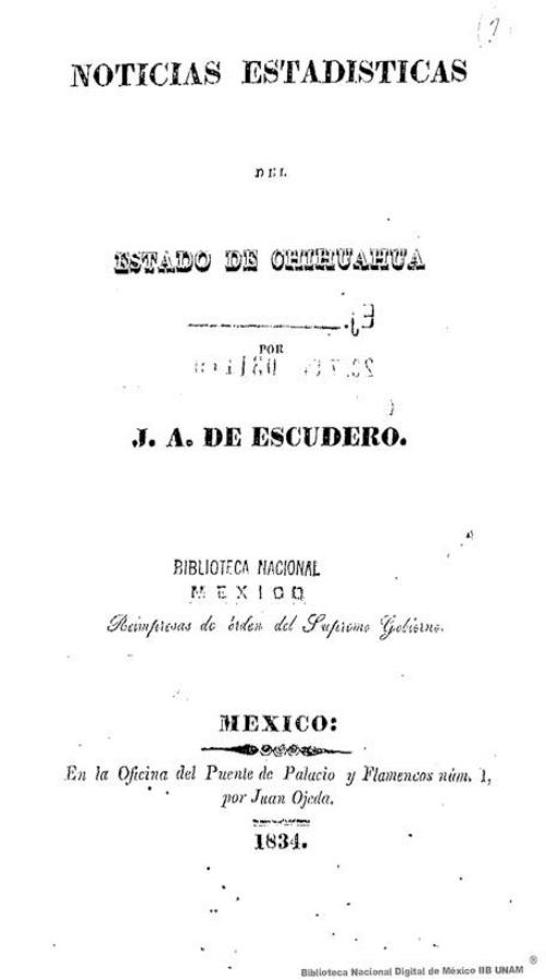 Imagen de Noticias estadísticas del Estado de Chihuahua