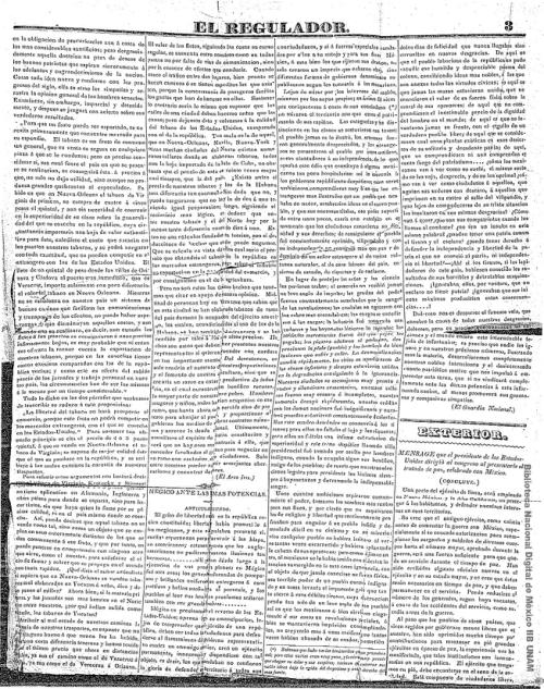 Imagen de Mensaje que el presidente de los Estados Unidos dirigió al Congreso al presentarle el tratado de paz celebrado con México