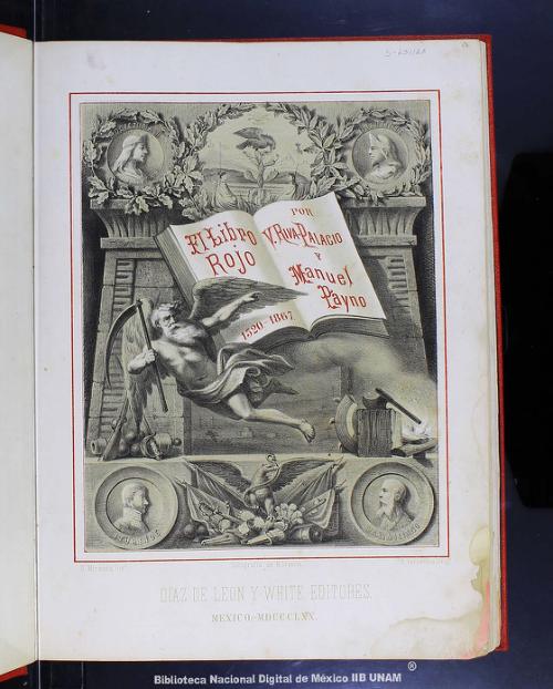 Imagen de El libro rojo 1520-1867